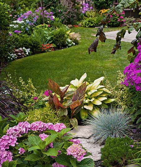 J.W. Lawncare Inc Garden Design
