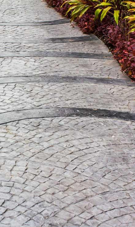 J.W. Lawncare Inc Decorative Concrete
