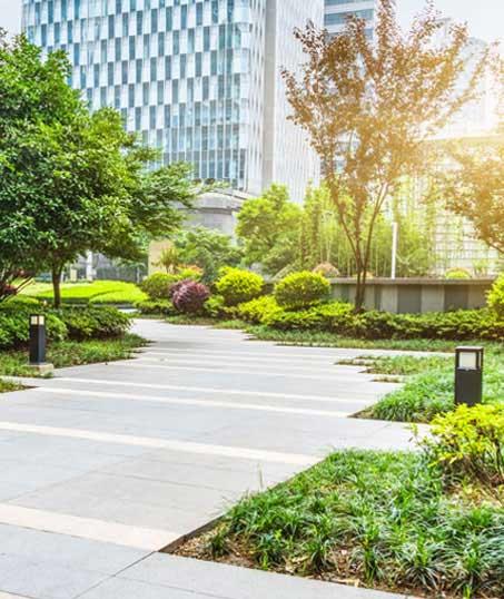 J.W. Lawncare Inc Commercial Landscaping