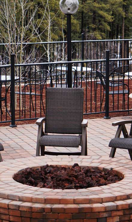 J.W. Lawncare Inc Outdoor Fire Pits
