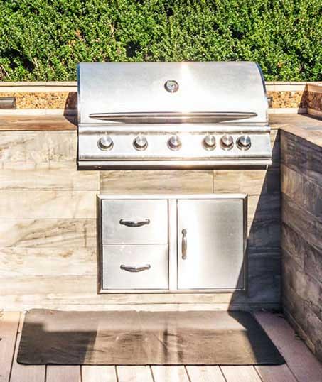 J.W. Lawncare Inc Outdoor Kitchen Services