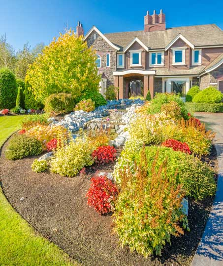 J.W. Lawncare Inc Landscape Design