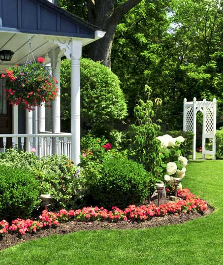 J.W. Lawncare Inc Residential Landscaping